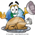 Don't Forget The Earth!  Thanksgiving Tips From Patty Preachy