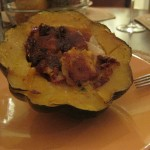 Vegetarian Inspiration &#8211; Stuffed Acorn Squash