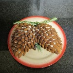 A Midwest Delight:  Mom's Pinecone Dip