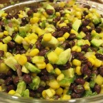 Southwestern Corn and Black Bean Salad