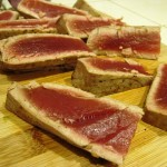 Hub Specialty &#8211; Seared Ahi Tuna Delight