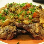French Immersion:  Coq au Vin