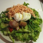 Summer Recipes:  Salad Montpellirain and How to Make Dressing
