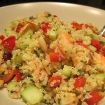 Summer Recipes:  Lemon Dill Quinoa Salad