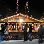 Marché de Noël:  Christmas in France