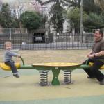 International Travel:  Toddler Style