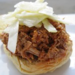 Delicious Cravings:  Slow Cooked BBQ Pulled Pork
