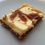 Delicious Cravings:  Speculoos Cheesecake Bars