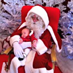 Holidays in Montpellier, Part 3: Ramona's First Christmas