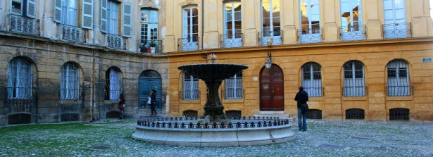 A Day in Provence: Aix