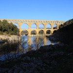 Pont du Gard: Day and Night