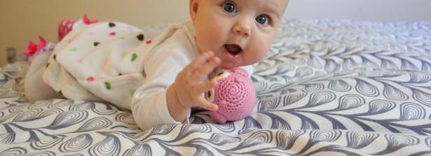 Ramona Rose at 5 Months